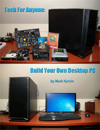 Build Your Own Desktop PC Cover