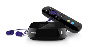 Roku 3 Streaming Box