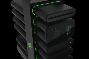 Razer Christine Closeup