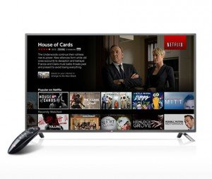 Netflix Offers 4K Version of House of Cards to compatible Smart TVs