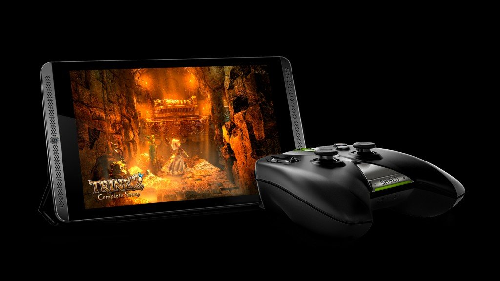 NVIDIA Shield Tablet plus Wireless Controller