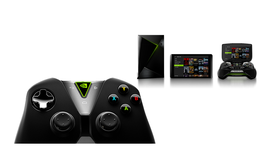 Shield Wireless Game Controller
