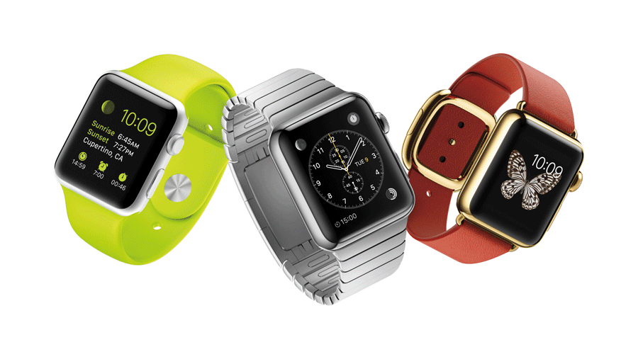 Apple Watch Family