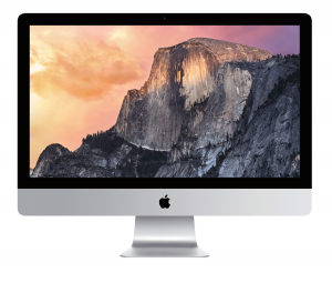Apple iMac with Retina 5K