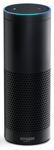 Amazon Echo Voice Activated assistant and Wireless Speaker