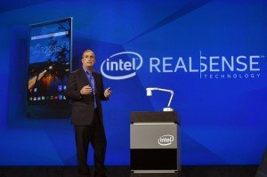 Intel CES RealSense Announcements