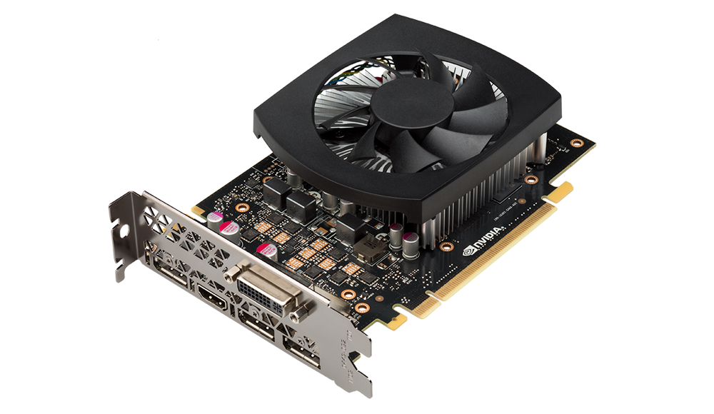 NVIDIA GeForce GTX 950 Budget Graphics Card